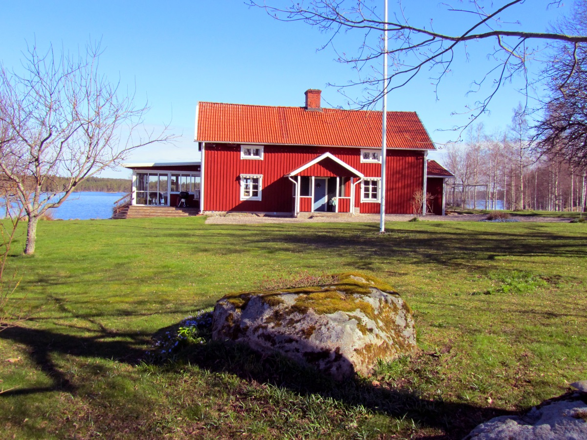 Rent house at Lake Gryten in Tiveden Askersund